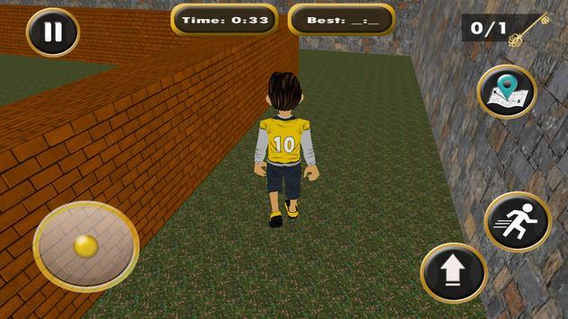 Maze Runner 3D screenshot 8