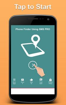 Phone Finder 2017 (location tracker by sms) poster