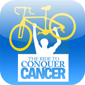 The Ride to Conquer Cancer US. icon