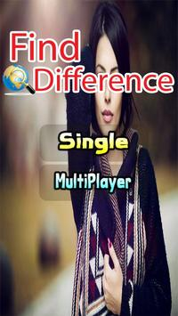Find Difference Picture Games Free poster