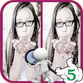 Find Differences Between Two Pictures icon