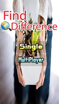Find the Difference Quiz Games poster