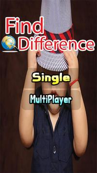 Find the Differences Between 2 Pictures Games poster