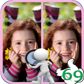 Find 5 Differences Between Pictures icon