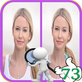 Spot Differences Between Two Pictures Game icon