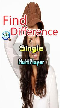 Spot the Differences Between Two Pictures poster