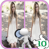 Find 5 Differences Between 2 Pictures icon