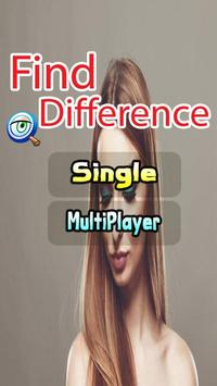 Find 5 Differences Between 2 Pictures poster