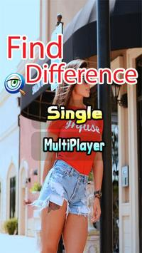 New Find the Difference Games Free poster
