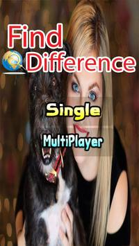 Finding Different Pictures Games poster