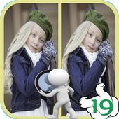 Find the Difference Picture Puzzles icon