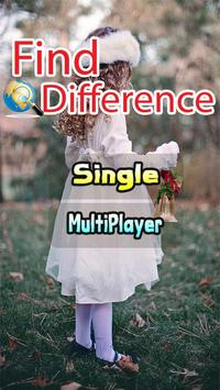 Find the Difference Picture Puzzles poster