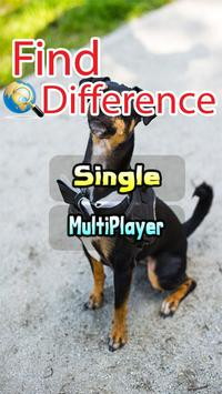 Spot the Difference Picture Puzzle Games poster