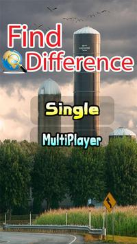 Spot the Difference Games Find Hidden objects poster