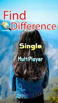 Difference Between Two Images Game poster