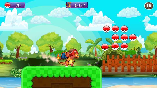 Charizard Funny Dragon apk screenshot