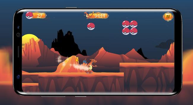 Charizard Dragon Adventures screenshot 1