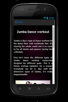 Dance Workout Guide screenshot 3