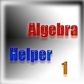 Algebra Helper 1 icon