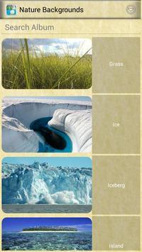 Nature Backgrounds apk screenshot