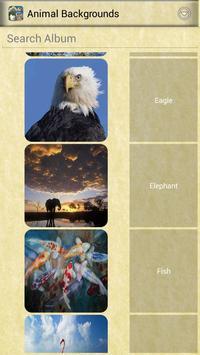 Animal Backgrounds apk screenshot