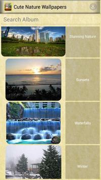 Cute Nature Wallpapers apk screenshot