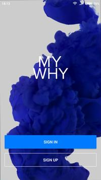 MyWhy poster