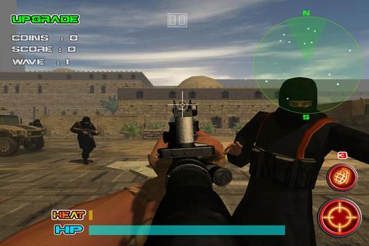 Black Ops Desert Strike Force poster