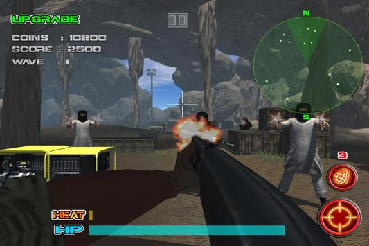 Black Ops Desert Strike Force apk screenshot