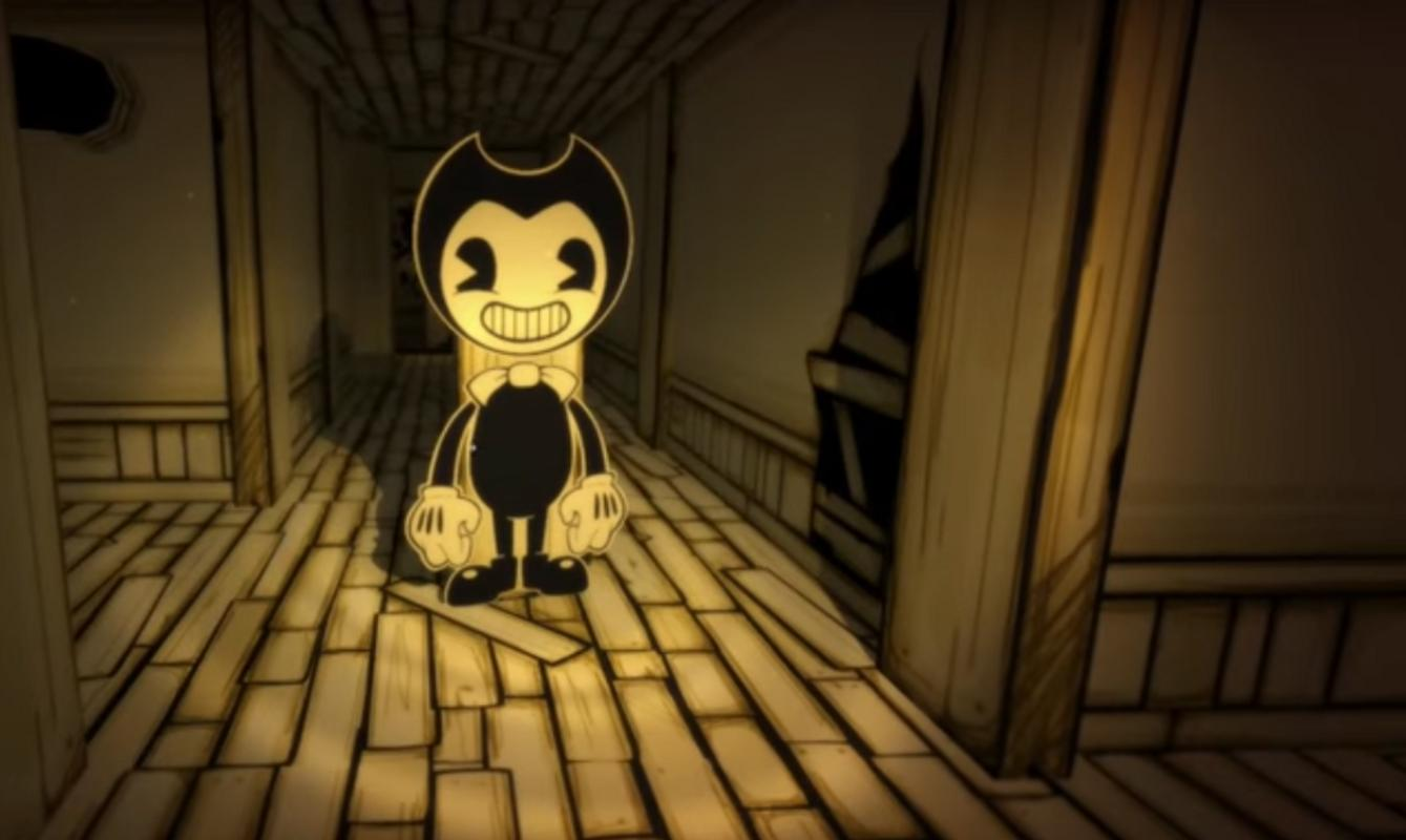 bendy and ink machine game