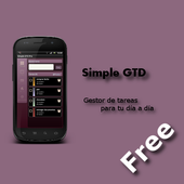 Simple GTD free icon