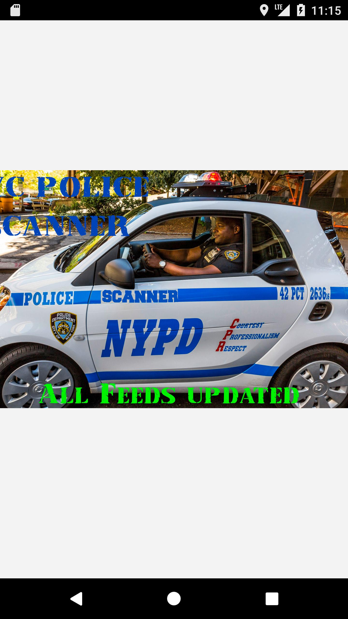 Scan New York City [Police Scanner +Web Radio] for Android - APK