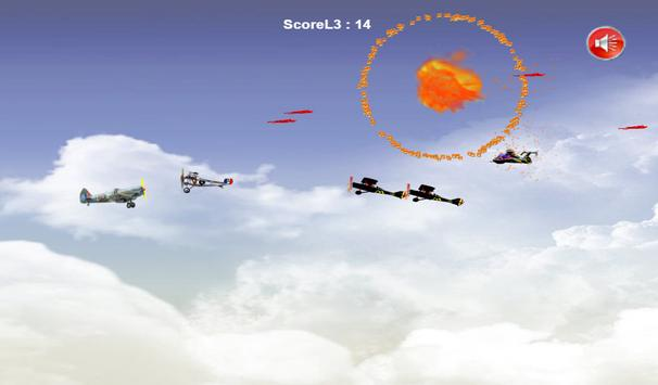 Aircraft combat attacks apk screenshot