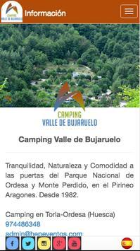 Camping Valle de Bujaruelo poster