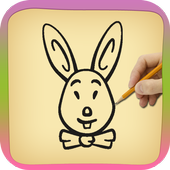 Learn to Draw Easter icon