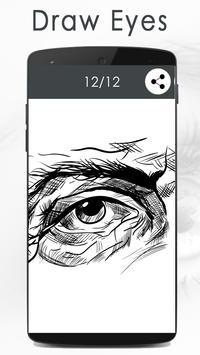 learn to Draw Eyes apk screenshot