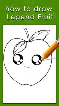 How to draw Legend Fruit apk screenshot