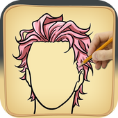 Draw Hairstyles icon