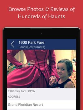 Happy Haunts for Disney World apk screenshot