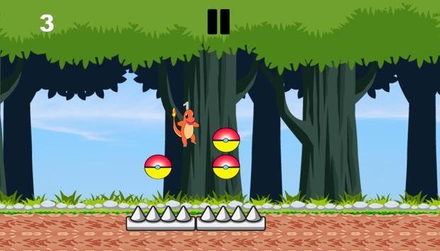 Charmandar jeu d'aventure apk screenshot
