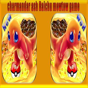 charmander ash Raichu mewtwo game screenshot 2