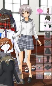 Dress Up School Brand Free screenshot 3