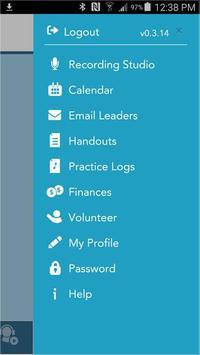 Charms Blue - Student App screenshot 5