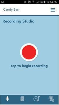 Charms Blue - Student App screenshot 1