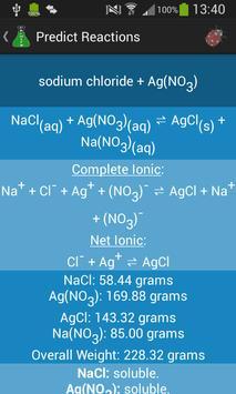 Chemify: Chemistry Tools screenshot 3