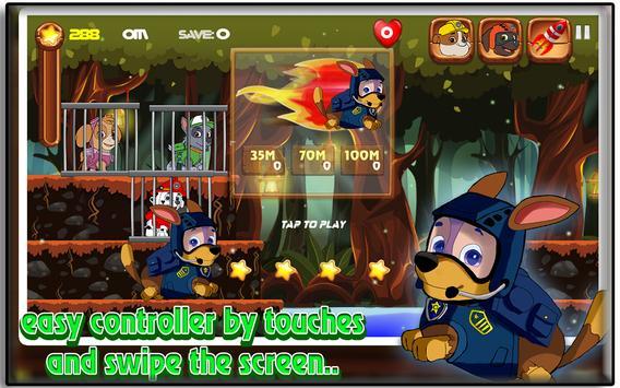Super Paw Chase World apk screenshot