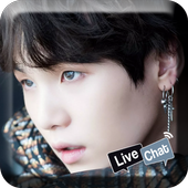 Live Chat With BTS Suga KPop Fans - Prank icon