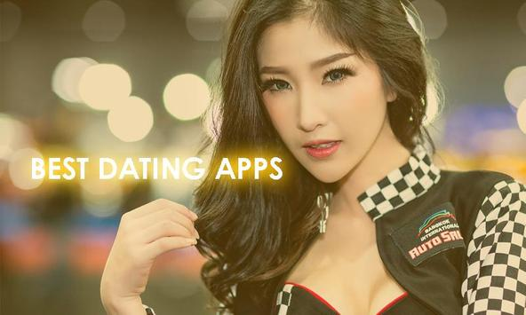 Free Chat and Best Dating App Guide poster