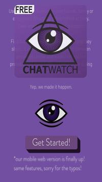 ChatWatch Free screenshot 1