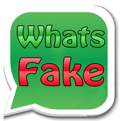 WhatsApp Fake jok - (Create fake chats) icon